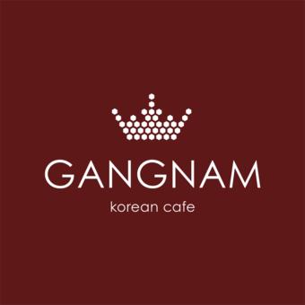 Логотип Гангнам